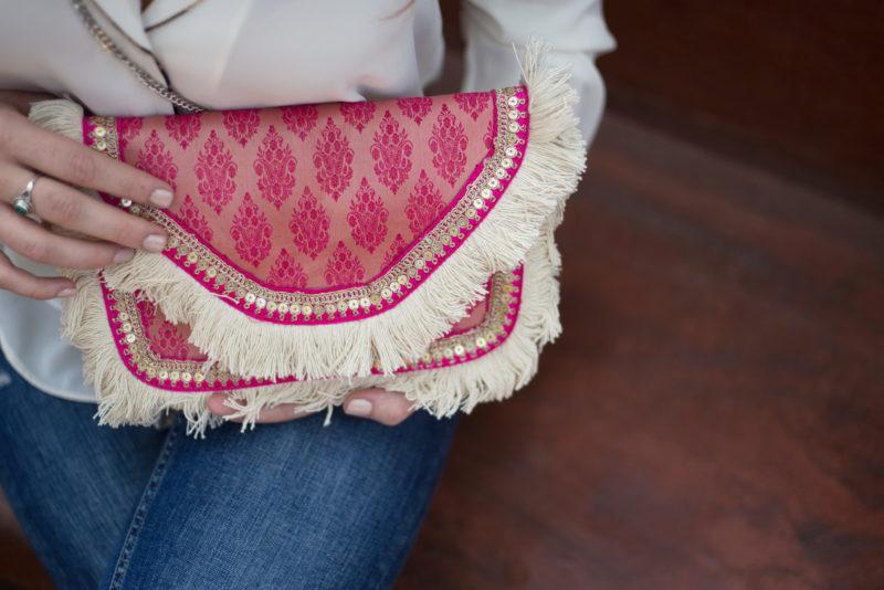 Jholi, la belle marque de sacs à main éthiques made in India