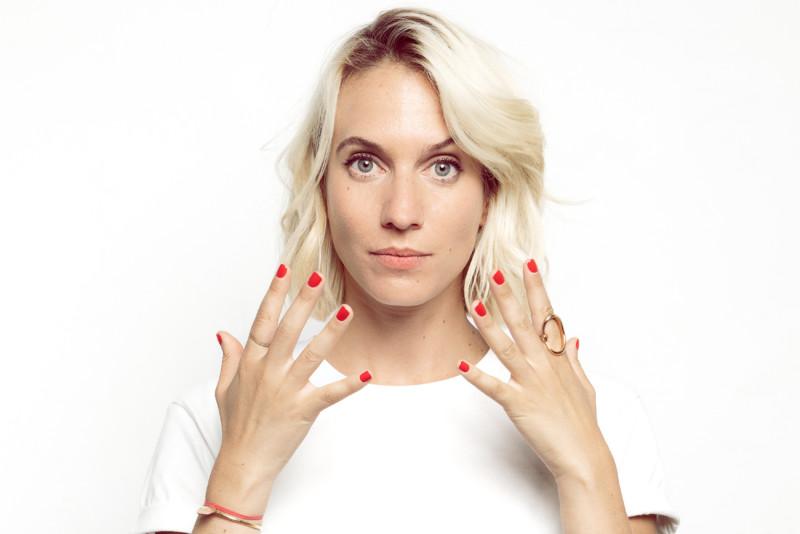 Élise Khettat vient de lancer sa marque de vernis à ongles, Nail Project