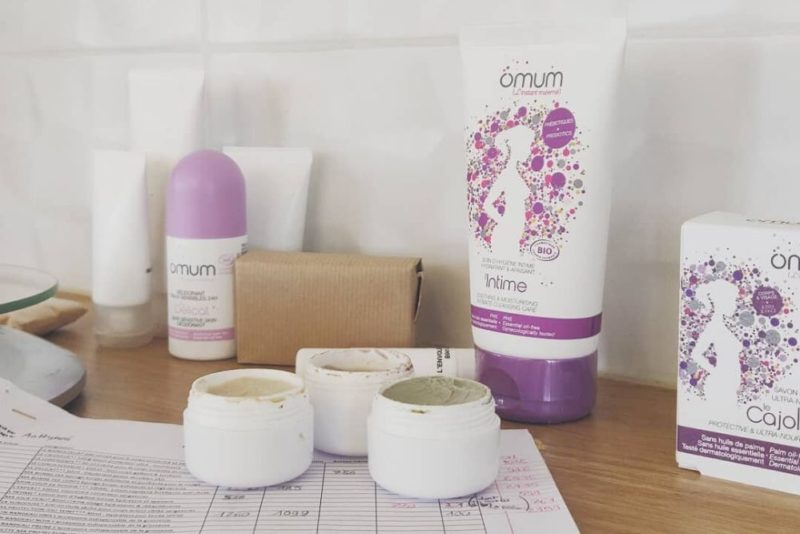 OMUM, une marque clean, made in France et « pregnancy-friendly »