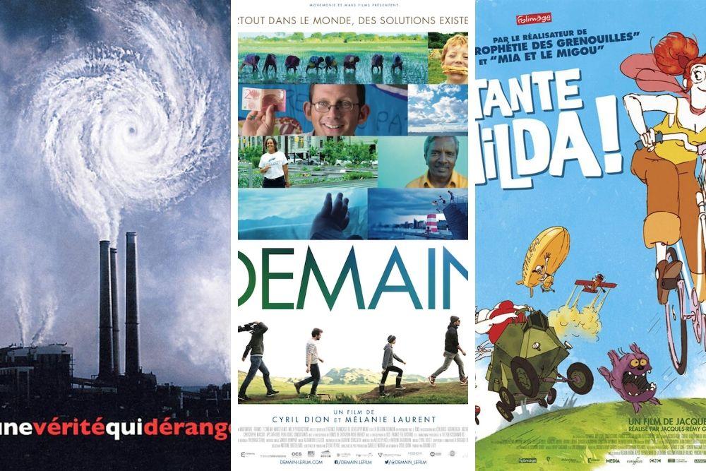 Top 10 des films sur l'environnement