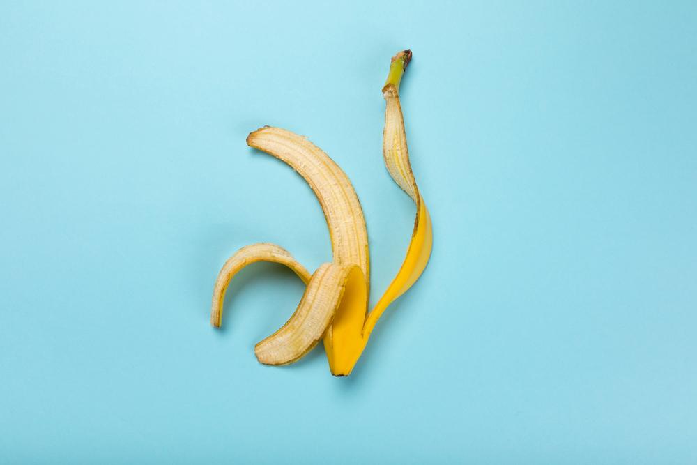 La peau de banane, un déchet très utilise au quotidien