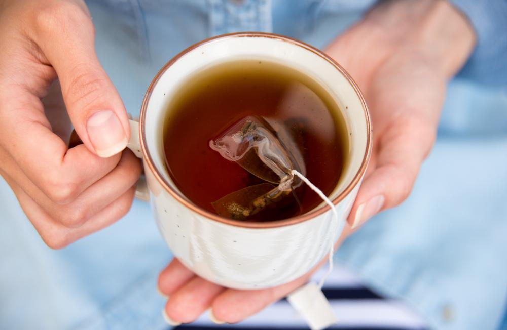 Les sachets de thé peuvent être réutilisés de bien des façons.