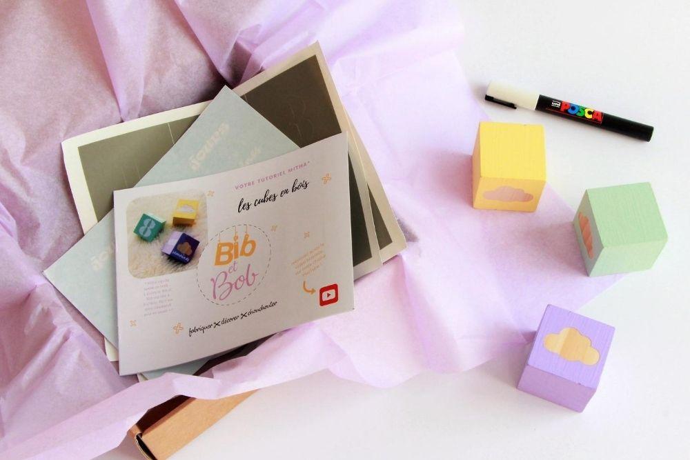 Bib et Bob : des kits DIY simples et ludiques pour décorer la chambre de bébé