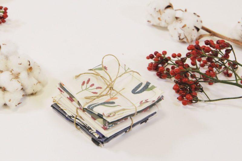Ernest&lulu : le mouchoir en tissu bio et made in France