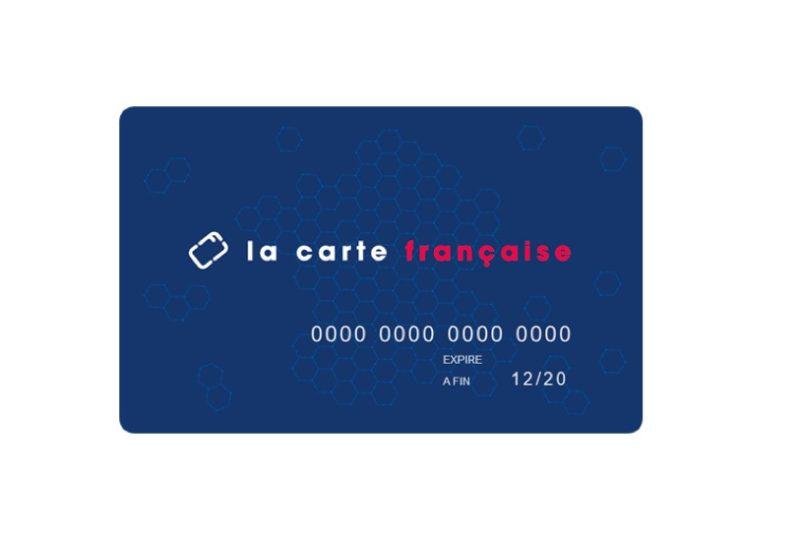 La Carte Française, une carte-cadeau pour shopper made in France