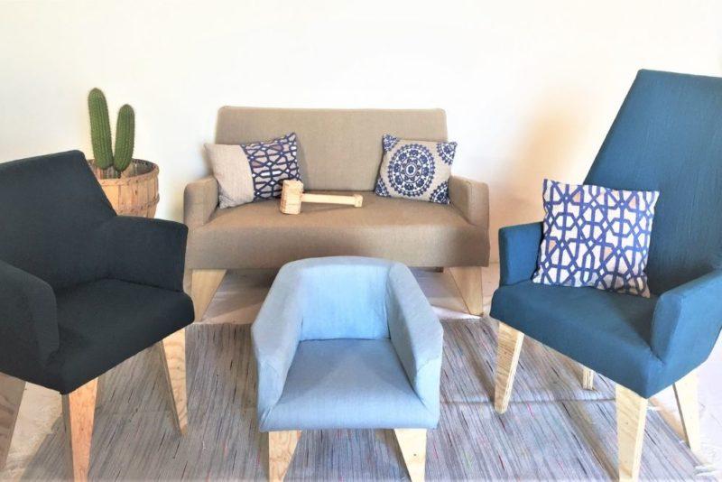 La Fabrique à Fauteuils : des assises écoresponsables à construire soi-même