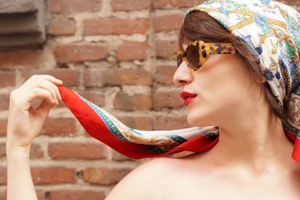 LunelVintage, les lunettes de soleil vintage upcyclées