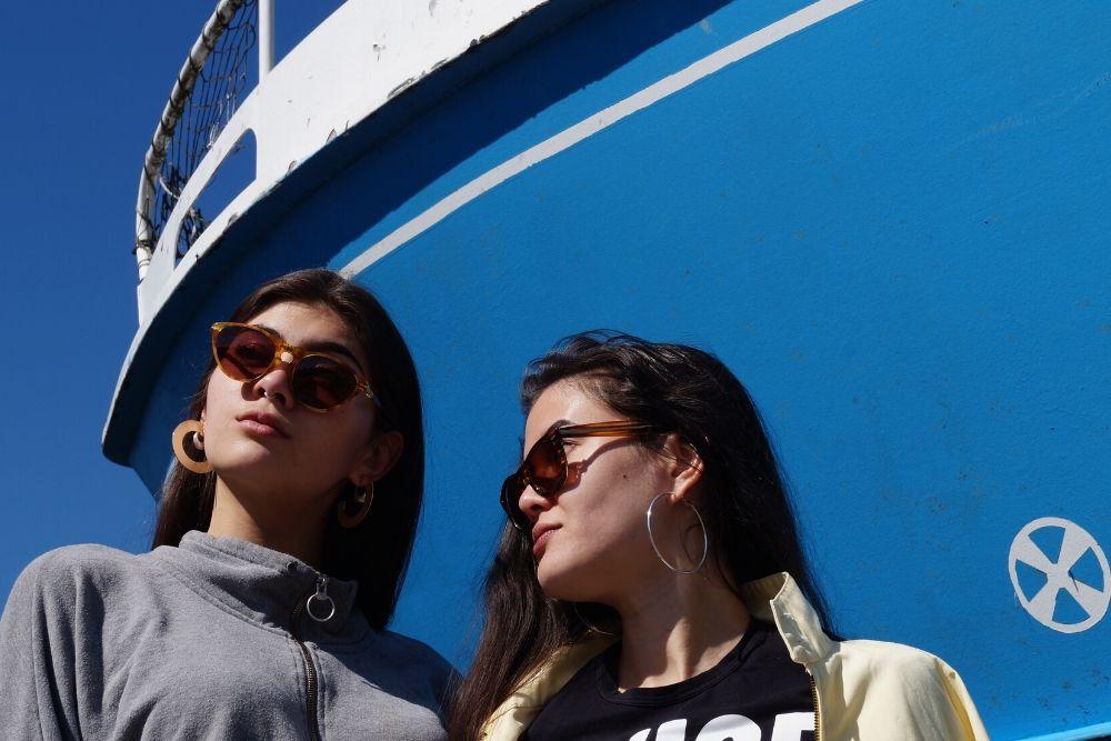 LunelVintage, les lunettes de soleil durables