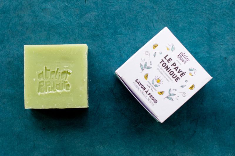 Atelier Populaire : le savon solide qui a tout bon