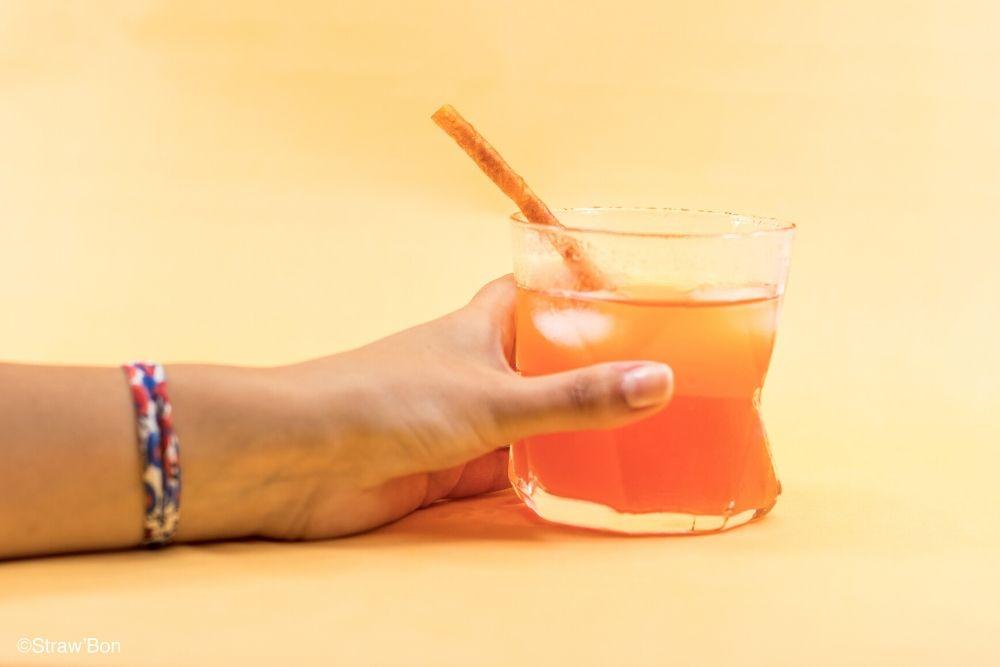 Zéro plastique : 5 pailles comestibles pour siroter ses boissons préférées