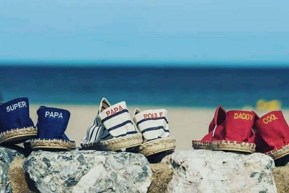 Payote, des espadrilles made in France à personnaliser