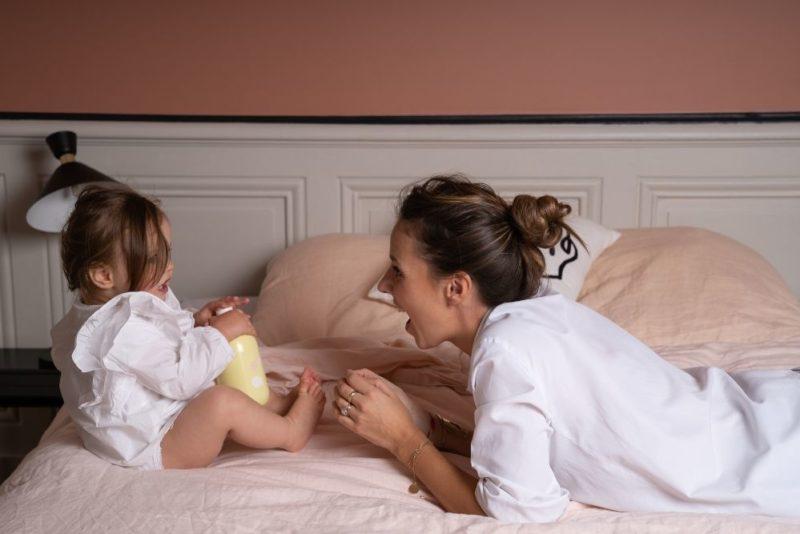 Poupon : les soins pour bébés naturels et « 100% plaisir »