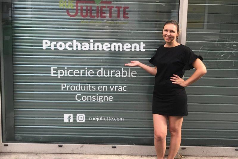 Bientôt une nouvelle épicerie 100% vrac et zéro déchet à Paris