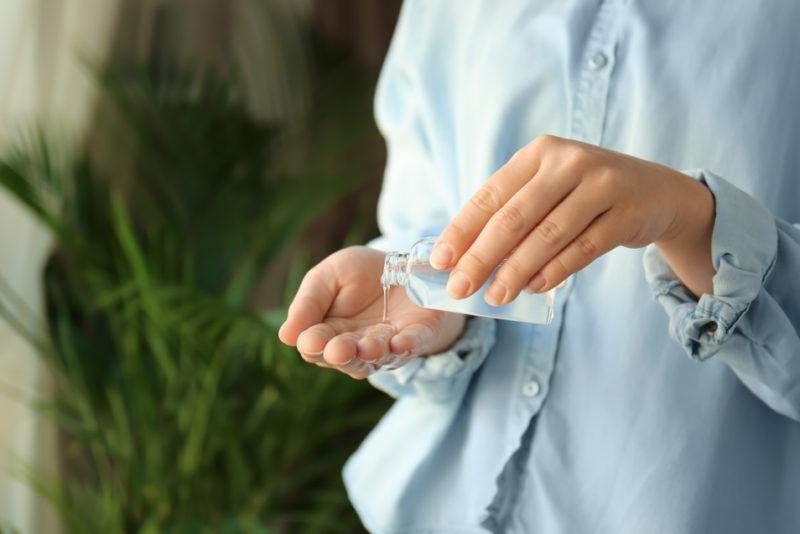 Comment faire son propre gel nettoyant pour les mains