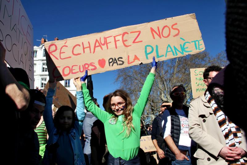 Climat : les salariés d'Ecosia peuvent militer sur leur temps de travail