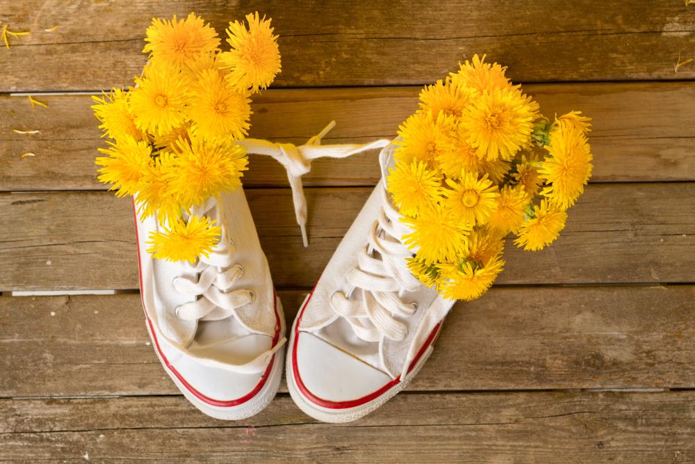 4 astuces naturelles pour désodoriser ses baskets