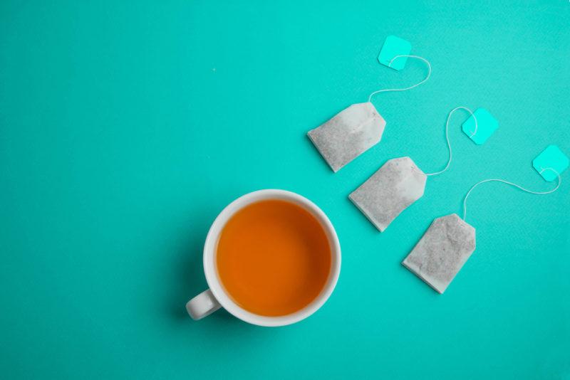 Sachets et feuilles de thé : 10 astuces anti-gaspi