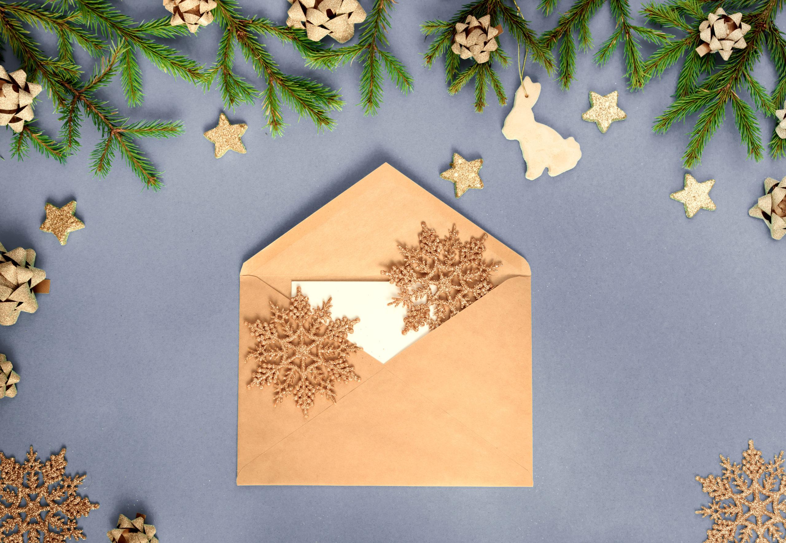 Noël responsable : les cartes cadeaux à glisser sous le sapin