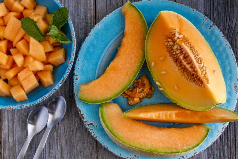 Anti-gaspi : écorces et pépins du melon, ne les jetez plus !