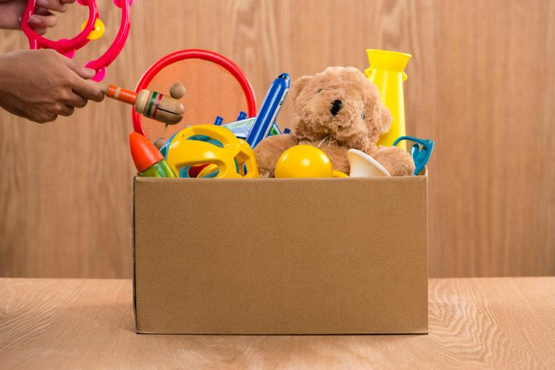 Des jouets inutilisés ? Offrez-les aux enfants défavorisés pour Noël !