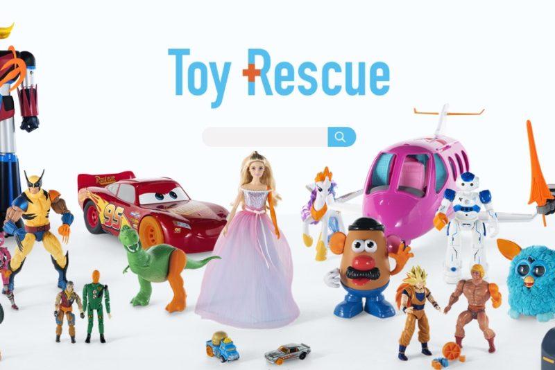 Toy Rescue, le site qui permet de réparer ses jouets cassés