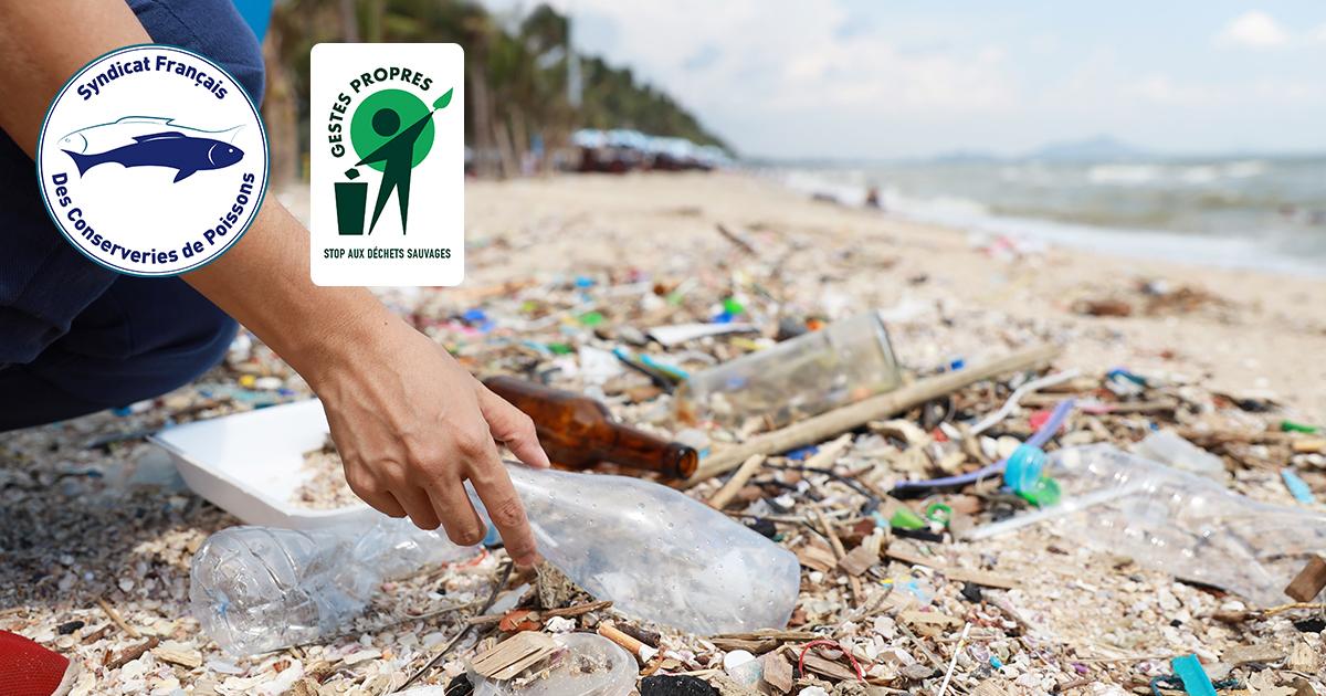 « Protégeons la Mer », un concours participatif pour lutter contre les déchets marins